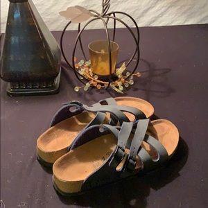 Birkenstock Strap Shoes